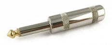 "1/4"" Mono Gold Plug  PL-800B"