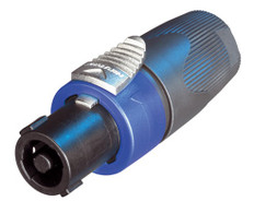 Neutrik SpeakON 4-pole Connector  NL4FX