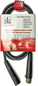 3ft Microphone Cable XLR to XLR  MC-503-XLR