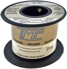 "100g. (Silver) Solder Wire, 0.8mm/0.031""  24-623602-31TMC1/4"
