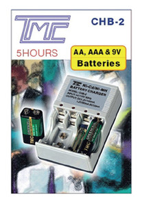 Fast Battery Charger  CHB-2