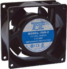 """3.15"""" Fan 110VAC  FAN-2"""