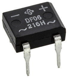 1.5A Bridged Rectifier  DF06M