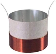 """1.5"""" Aluminum Voice Coil  VC-A-1.5"""