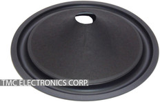 "10"" Deep Cone, Rubber Surround  CRD-10"