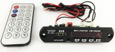 Replacement mp3/FM Player with Remote  TMC-MP3KIT