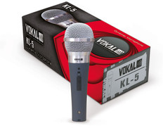 Dynamic Vocal Cardioid Microphone  KL-5