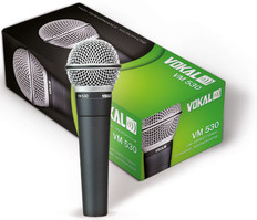 Dynamic Vocal Cardioid Microphone  VM-530