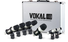7-pcs Drum Set Microphone Kit  VDM-7