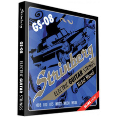 Nickel Wound Electric Guitar Strings  GS-08
