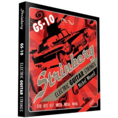 Nickel Wound Electric Guitar Strings  GS-10
