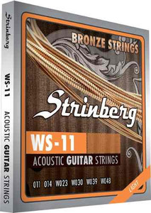 Bronze Acoustic Guitar Strings  WS-11