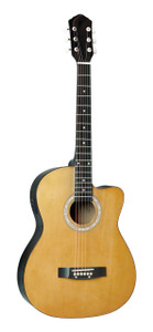 Full-Size Electro-Acoustic Guitar  MDS-200EC