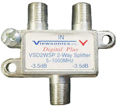 2-Way Splitter 1000MHz  VSD2WSP