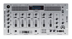 4-Channel DJ Mixer + Equalizer & Effects  SBA-18