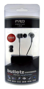 Sound Isolating In-Earphones, 2.5mm, Black  HO-550