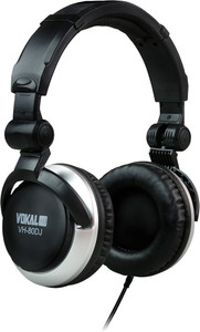 Full Size, Adjustable , Foldable Pro DJ Headphones  VH-80DJ