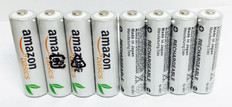 AA Rechargeable Batteries (8pcs)  BATAA8NM1900