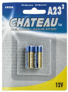 Car Alarm Battery 23A (2pcs)  LR23A