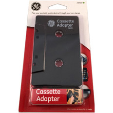 Cassette Adapter with 3.5mm Plug  23400