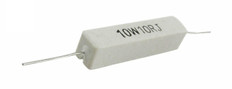 Ceramic Resistor, 10 ohms x 10 watts  RES-1010
