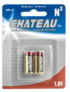Car Alarm Battery 27A (2pcs)  LR1-2