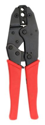 Ratchet Coax Crimper  HEF-58596