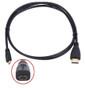 3ft HDMI to HDMI-Micro Cable  HDMI3-MICRO