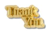 Thank You Lapel Pin
