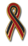 Support Haiti Ribbon Pin
