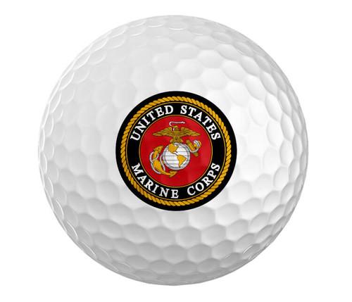 USMC Golf Balls
