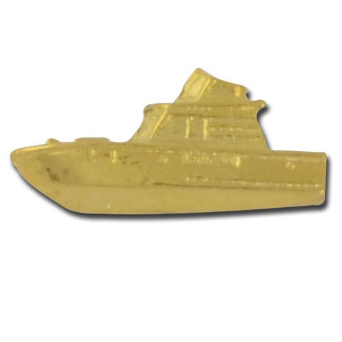 MotorBoat 2 Lapel Pin