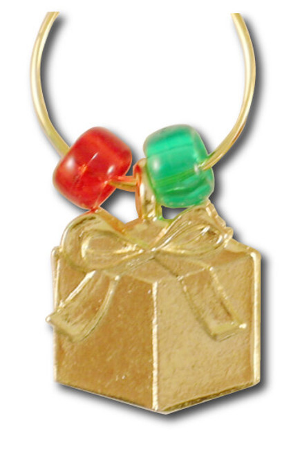 Present Wine Charm - Single