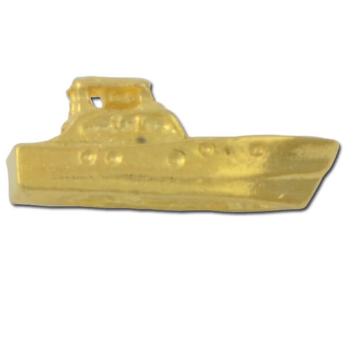 MotorBoat 3 Lapel Pin