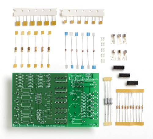 Throughhole lead free solder training kit