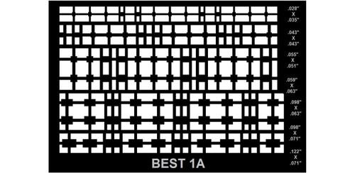 BEST Circuit Frame 1A