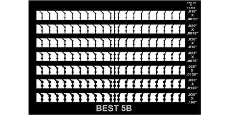 Circuit Frame BEST5BCktTrackDF