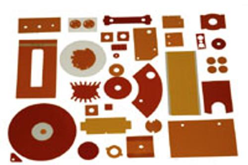 Laser Machined Kapton Parts