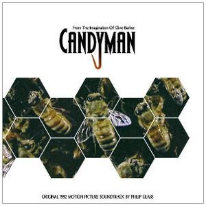 PHILLIP GLASS Candyman (Original 1992 Motion Picture Soundtrack) LP