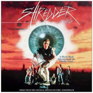 ROLAND BARKER Shredder Orpheus (Original 1989 Soundtrack) LP+DVD