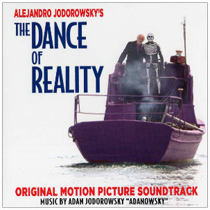 ALEJANDRO JODOROWSKY The Dance of Reality (Original Motion Picture Soundtrack) LP