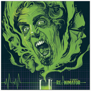 RICHARD BAND Re-Animator (Original Motion Picture Soundtrack) LP