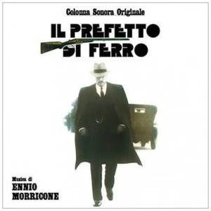 ENNIO MORRICONE Il Prefetto Di Ferro (Original Sountrack) LP
