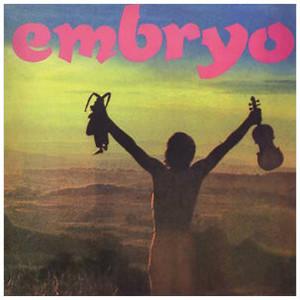 EMBRYO Embryo's Rache LP+CD