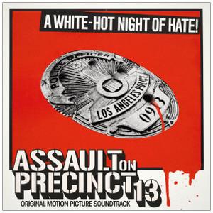 JOHN CARPENTER Assault On Precinct 13 (Original Soundtrack) LP