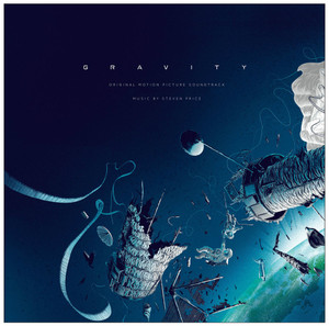 STEVE PRICE Gravity - Original Motion Picture Soundtrack 2LP