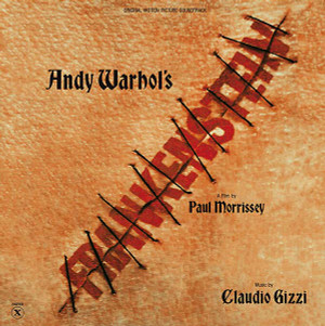 CLAUDIO GIZZI Andy Warhol's Flesh for Frankenstein 2LP