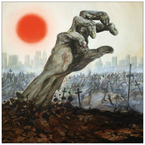 FABIO FRIZZI: Zombie Flesh Eaters LP