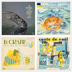 PHILLIPPE ARTHUYS Le Crabe Qui Jouait Avec La Mer & Conte De Noël CD-R