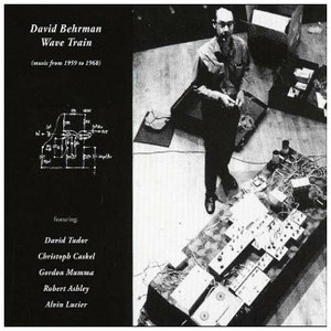 DAVID BEHRMAN Wave Train CD